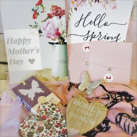 Hello Spring Mother's  boxes